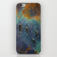 Viaje al espacio 2 iPhone & iPod Skin