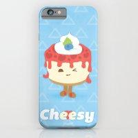 Cheese Cake iPhone 6 Slim Case