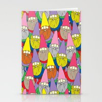 Mister Gnome Stationery Cards