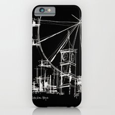 Black London Slim Case iPhone 6s