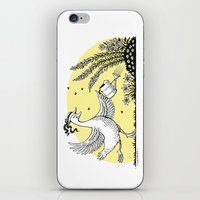 Garden Duck iPhone & iPod Skin