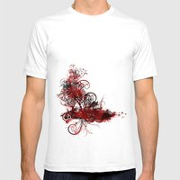 Botanical Dimensions Mens Fitted Tee White SMALL