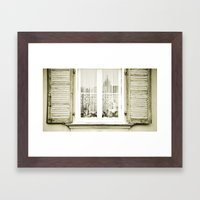 This Reminds Me Of Home (2) Framed Art Print