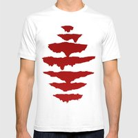 Seven Mens Fitted Tee White SMALL
