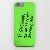 iPhone & iPod Case featuring P. Sherman, 42 Wallaby Way by Ashleigh