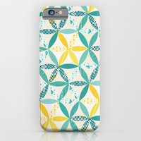 Patchwork Sunshine iPhone 6 Slim Case