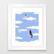 All Strippers Go To Heav… Framed Art Print