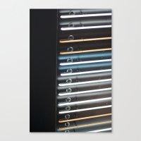 Parallel Canvas Print