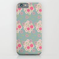 iPhone & iPod Case featuring Flower pad by Vanya B Designs