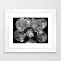 Bjork Framed Art Print