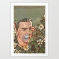 Citizen Of Mordeville Art Print