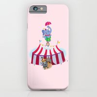 iPhone & iPod Case featuring holy high wire! by Jill Howarth