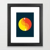 Gobstopper (2009) Framed Art Print