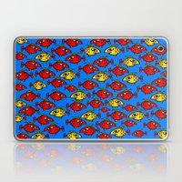 Plenty Fish In The Sea Laptop & iPad Skin