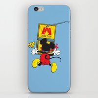 A Better Mousetrap iPhone & iPod Skin