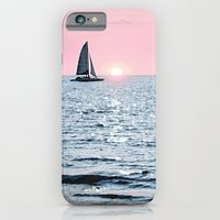 iPhone & iPod Case featuring Sail Into The Sun 2 by goguen