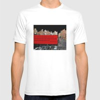 Soon-Park-Car Mens Fitted Tee White SMALL