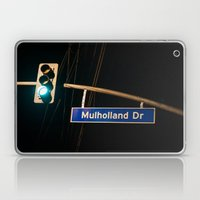 Mulholland Drive Laptop & iPad Skin