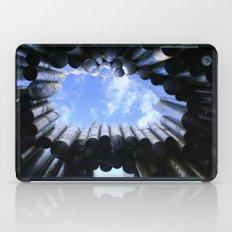 Pipes iPad Case