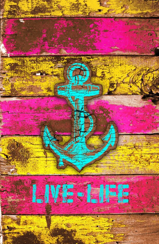 Anchor Marine Art Print