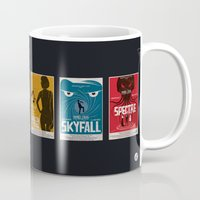 Bond #4 Mug