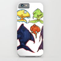 Fishy fishes iPhone 6 Slim Case