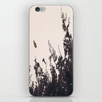Butterfly iPhone & iPod Skin
