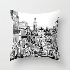 porto II Throw Pillow
