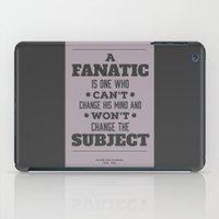 Fanatic iPad Case