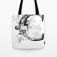 Monogram _C Tote Bag