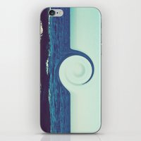 Ocean And Sky iPhone & iPod Skin