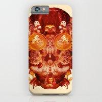 Coffee & Owls & Death iPhone 6 Slim Case