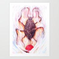 Bug Art Print