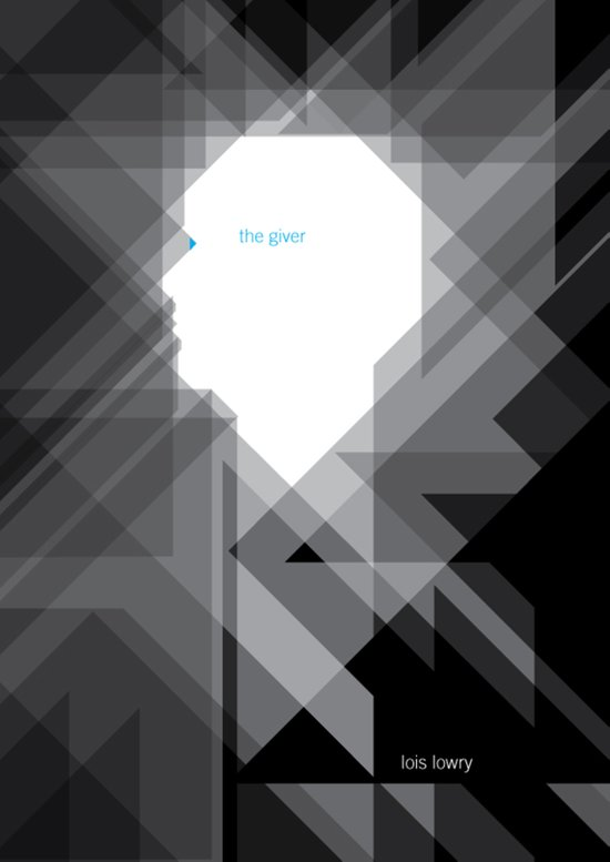 The Giver by Lois Lowry Art Print