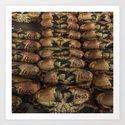I Got Crabs  Art Print