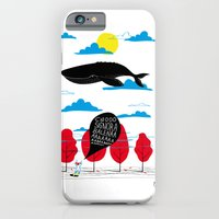 CIAO SIGNORA BALENA iPhone 6 Slim Case