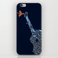 Country Guitar Classic iPhone & iPod Skin