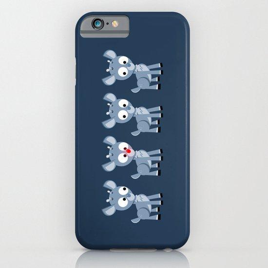 Hey look, it's Rudolph! iPhone & iPod Case