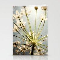 Botanical Explosion Stationery Cards