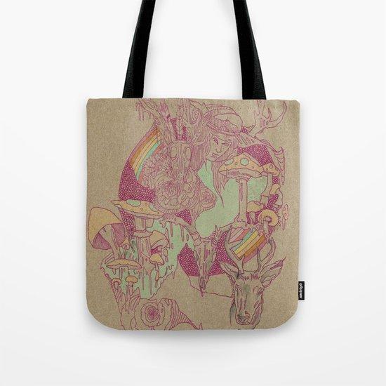 plum Tote Bag