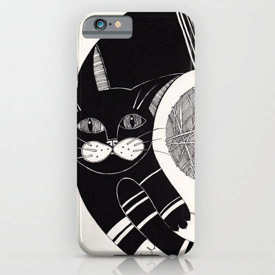 cats life: playing iPhone & iPod Case