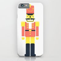 iPhone & iPod Case featuring The Nutcracker by Vasilisa Wise