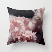 Perennial Throw Pillow