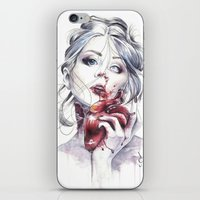 Your Heart iPhone & iPod Skin