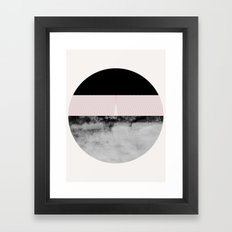 C6 Framed Art Print