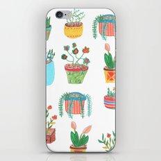 Plants. iPhone & iPod Skin