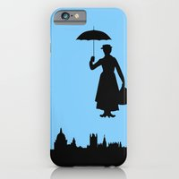 Mary Poppins iPhone 6 Slim Case