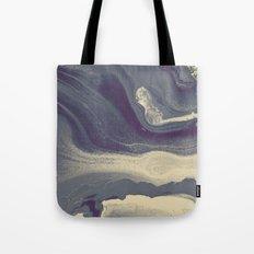 Marble Y Tote Bag