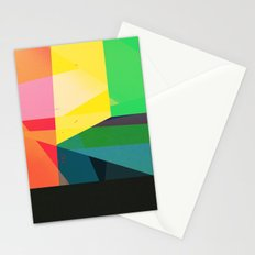 Colors with Black Stationery Cards