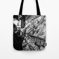 Choices Tote Bag
